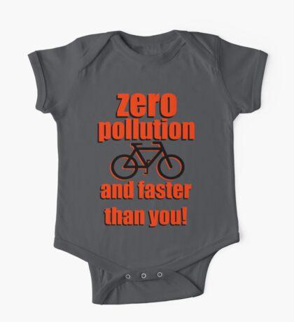 Zero Pollution (En) Kids Clothes