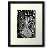 paperBanjo Framed Print