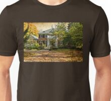 Autumn in Rockliffe Village Unisex T-Shirt