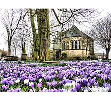 St Chads Church  Photographic Print