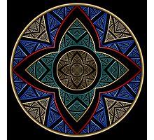 Norse Shield II Photographic Print