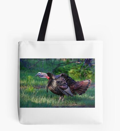 Wild Turkey Call Tote Bag
