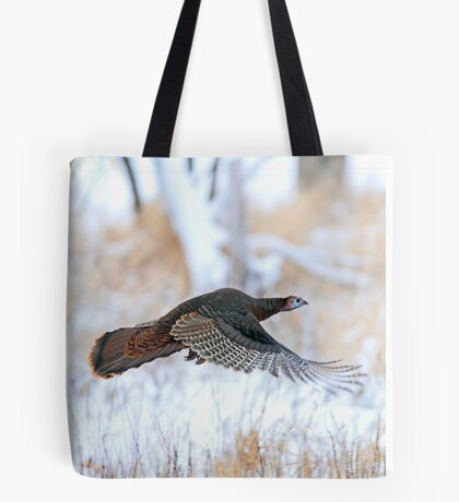 Wild Turkey Flight Tote Bag