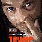 """Media Are """"Scum"""". by Alex Preiss"""