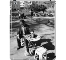 chess iPad Case/Skin