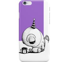 Party Monster - Present iPhone Case/Skin