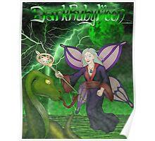 DarkRubyMoon Wizard Poster