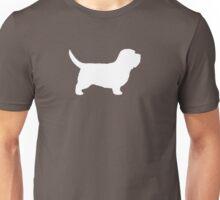 Petit Basset Griffon Vendéen Silhouette(s) Unisex T-Shirt