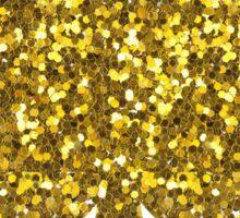 Glitter Spade Sticker