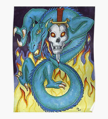 Dragon Sword Vers 2 Poster
