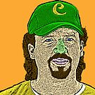 East Bound and Down Kenny Powers by CultureCloth
