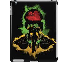 Zebes Conflict iPad Case/Skin
