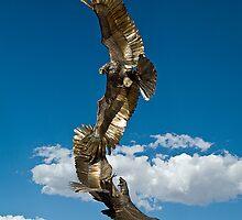 Eagles High by Paul Barnett