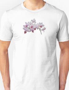 Phalaenopsis Orchids Twilight Rainbow T-Shirt