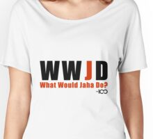 The 100 - What Would Jaha Do? Women's Relaxed Fit T-Shirt