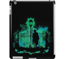 Gaspar at The End of Time iPad Case/Skin