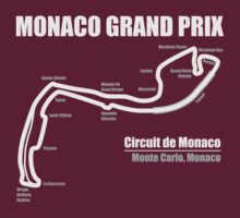 Monaco Grand Prix (Dark Shirts) by oawan