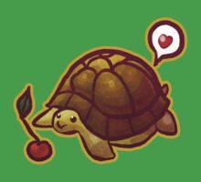 Cherry Turtle T-shirt Kids Clothes