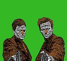 Boondock Saints by CultureCloth