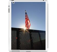 Remembering Our Heros iPad Case/Skin