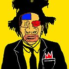 Basquiat by CultureCloth