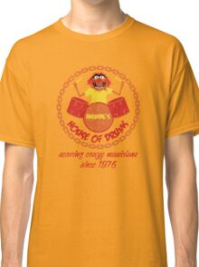 House of Drums (distressed) Classic T-Shirt