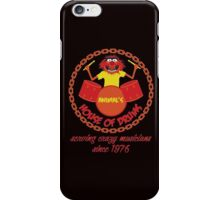 House of Drums iPhone Case/Skin