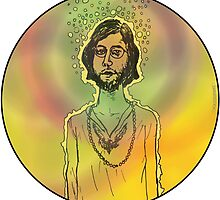 60s Psychedelic Hippie by thedrumstick