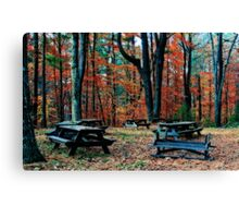 Closed for Season  Number 2 {Orton) Canvas Print