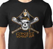 Raise The Jolly Roger!! Unisex T-Shirt
