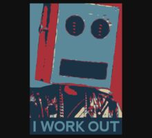 I Work Out (LMFAO vs Obama) by jezkemp