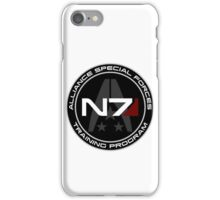 Alliance Special Forces Mk. 4 iPhone Case/Skin