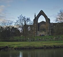 Bolton Priory by WatscapePhoto