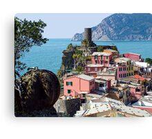 Vernazza - Cinque Terre Canvas Print