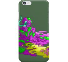 goo monster iPhone Case/Skin