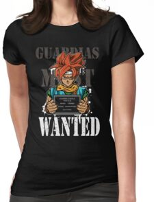 Guardias Most Wanted Womens Fitted T-Shirt