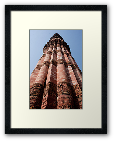 Minaret Perspective by phil decocco