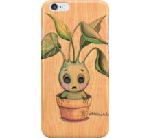Baby Mandrake iPhone Case/Skin