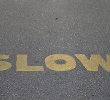 Slow by Megan Oteri