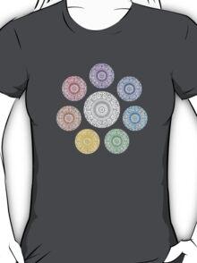 colours of life - chakras T-Shirt