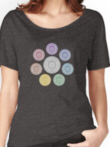 colours of life - chakras Women's Relaxed Fit T-Shirt