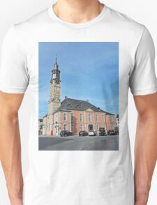 Stadhuis and Belfort Tower in St Truiden T-Shirt