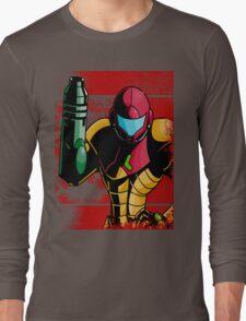 Samus Long Sleeve T-Shirt
