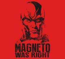 Magneto was right by ziggyzombie