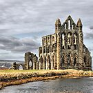 Whitby Abbey by Nick Barker