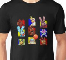 Five Nights at Freddy's Gang Unisex T-Shirt