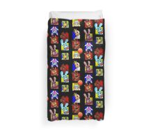 Five Nights at Freddy's Gang Duvet Cover
