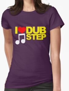 I LOVE DUBSTEP (YELLOW)  T-Shirt
