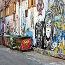 Graffiti Alley, Rapid City SD by klentz