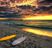 Last Glow of the Golden Sun by Jill Fisher